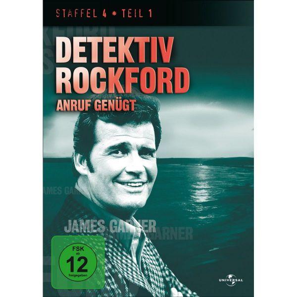 Detektiv Rockford Season 4.1 3Er Repl