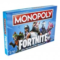 Monopoly Fortnite Deutsch