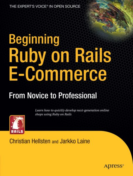 Image of Beginning Ruby on Rails E-Commerce: From Novice to Professional
