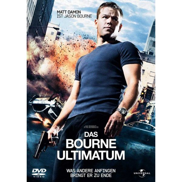 Bourne Ultimatum*