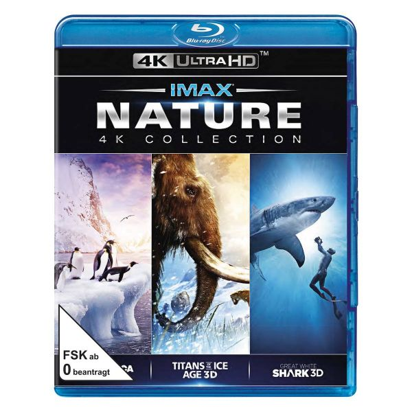 Extreme Nature Collection 4K Uhd