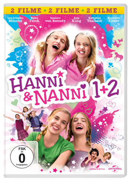 Hanni Und Nanni 1 & 2