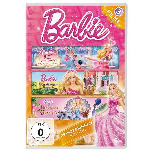 Barbie Prinzessinnen Edition