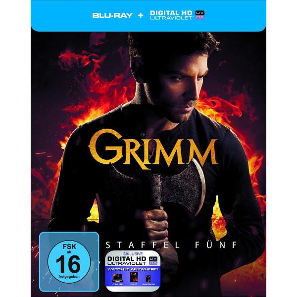 Grimm -Staffel 5 Steelbook