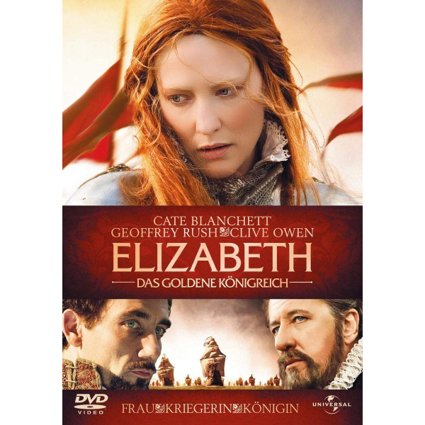 Elizabeth D Goldene Koenigreich*