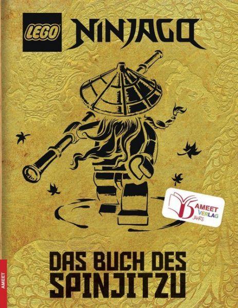 Image of LEGO Ninjago - Das Buch des Spinjitzu, Jubiläumsausgabe