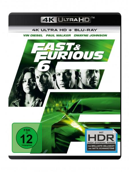 Fast & Furious 6 Uhd