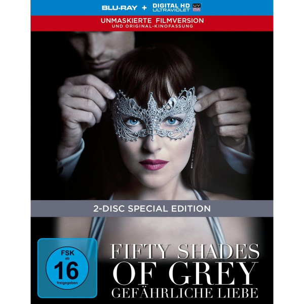 Fifty Shades Of Grey 2 Digibook Se