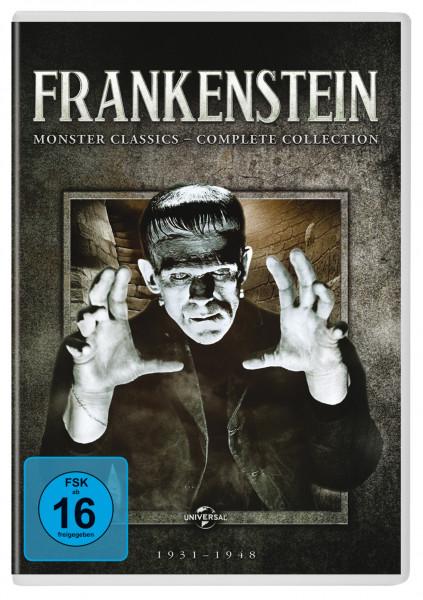 Frankenstein Monster Classic Col