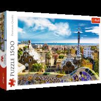 Trefl Puzzle DerPark GueellinBarcelona 1500 Teile