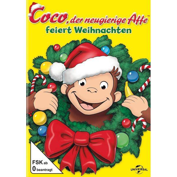 Coco Der Neu. Affe Feiert Weihna