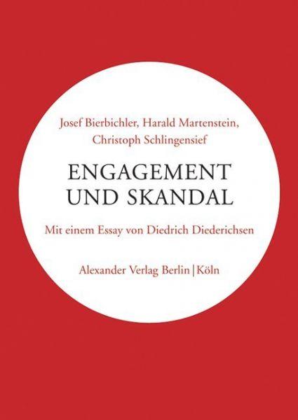 Image of Engagement und Skandal: Ein Gespräch zwischen Joseph Bierbichler, Christoph Schlingensief, Harald Ma