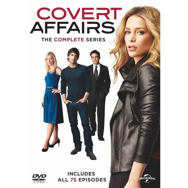 Covert Affairs - Kompletteette Serie