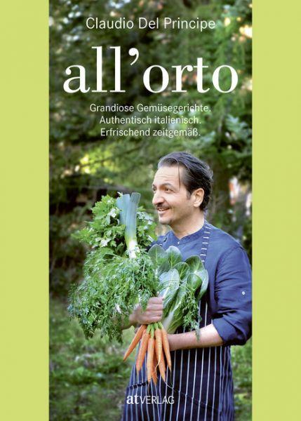 Image of all'orto: Grandiose Gemüsegerichte. Authentisch italienisch. Erfrischend zeitgemäss.