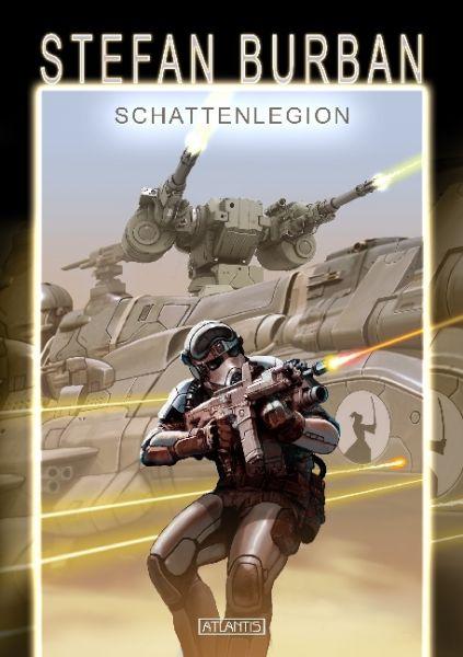Image of Das gefallene Imperium - Schattenlegion