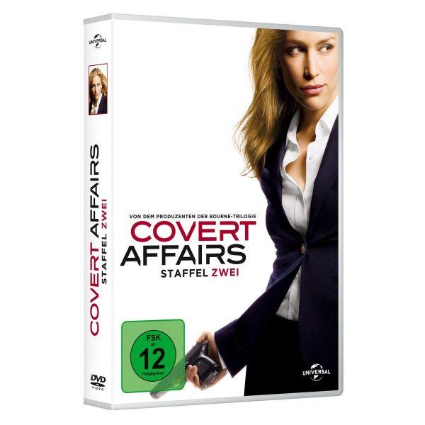 Covert Affairs -Staffel 2
