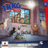 TKKG Junior - 017 Oskar in der Falle