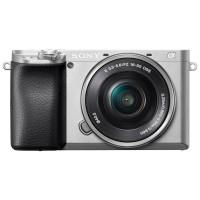 Sony Alpha 6100 Set silver 16-50mm