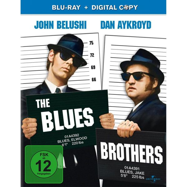 Blues Brothers (1980) !