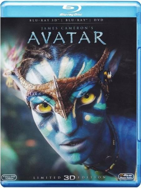 Avatar - Aufbruch nach Pandora (inkl. 2D, 2 Discs) (italy) - 3D