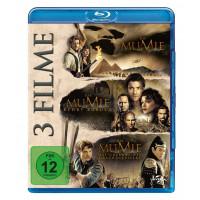 Die Mumie Trilogie (3 on 1)