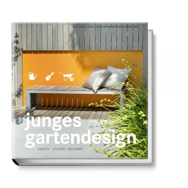 Image of Junges Gartendesign: Kreativ, stylish, machbar