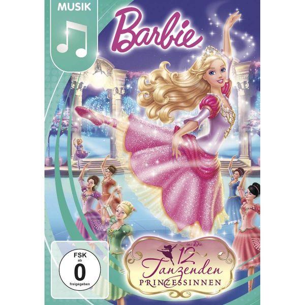 Barbie Die 12 tanzenden Prinzessinnen