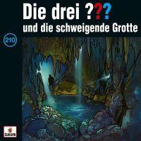 Die drei ??? und die schweigende Grotte (Folge 210)