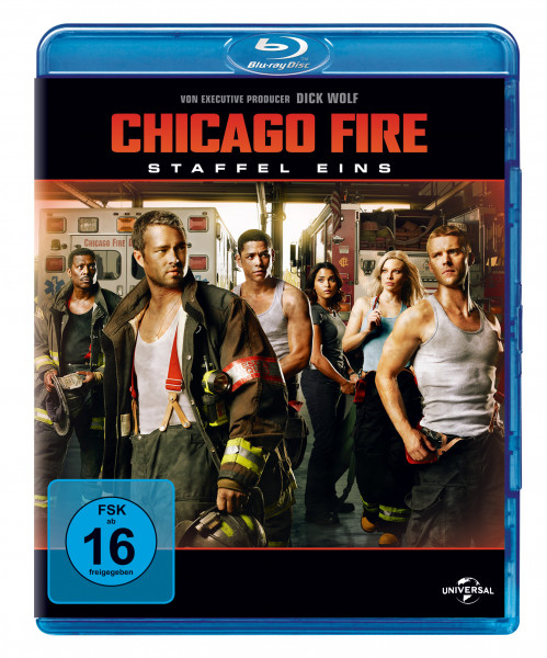 Chicago Fire -Staffel 1