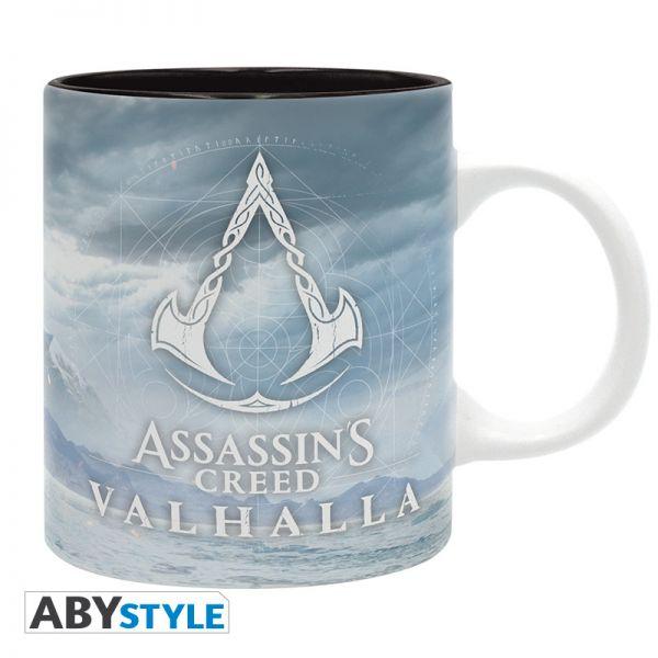 Image of ABYstyle - Assassin'S Creed Valhalla Raid 320 ml Tasse