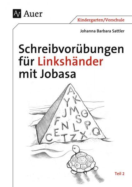Image of Schreibvorübungen für Linkshänder mit Jobasa. Tl.2: Kindergarten/Vorschule