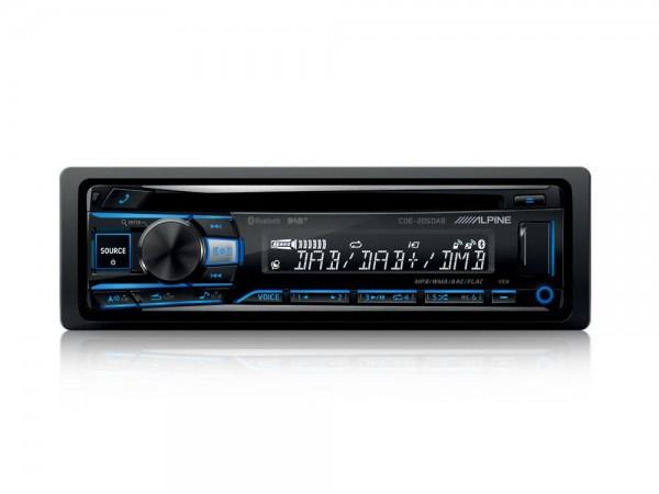 Image of AlpineDAB+ Radio CD MP3, BT,
