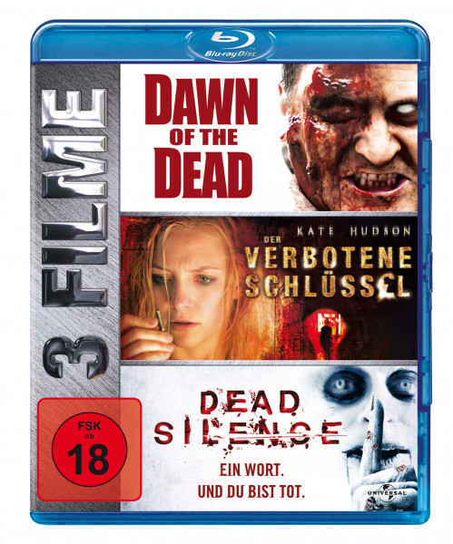 Verb Schluessel/ Dawn O T Dead 3Er