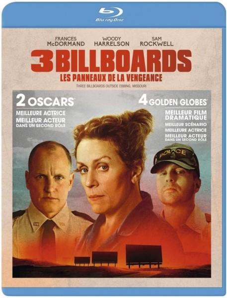 Image of 3 Billboards - Les panneaux de la vengeance (Französisch)