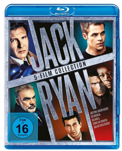 Jack Ryan 1-5 Box