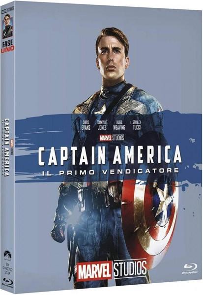 Captain America - Il Primo Vendicatore (Italienisch)