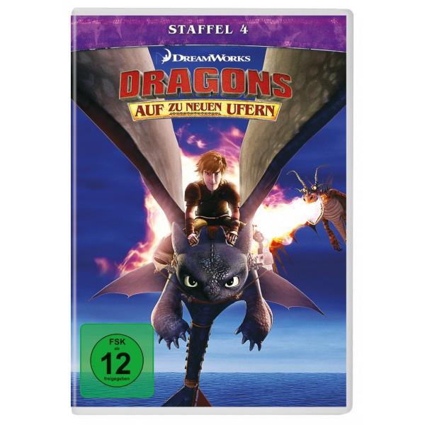 Dragons - Auf Zu Neuen Ufern Season 4