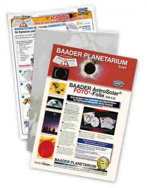 Image of Baader AstroSolar Fotofolie 20x30cm