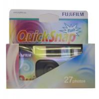Fujifilm QuickSnap ED 27 Flash 400 Asa