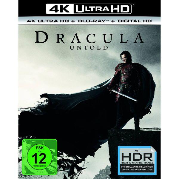 Dracula Untold - 4K Uhd