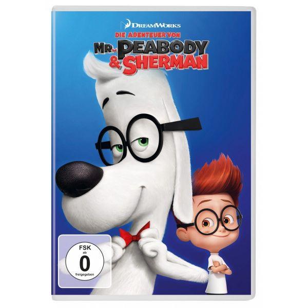 Abenteuer V Mr. Peabody & Sherman
