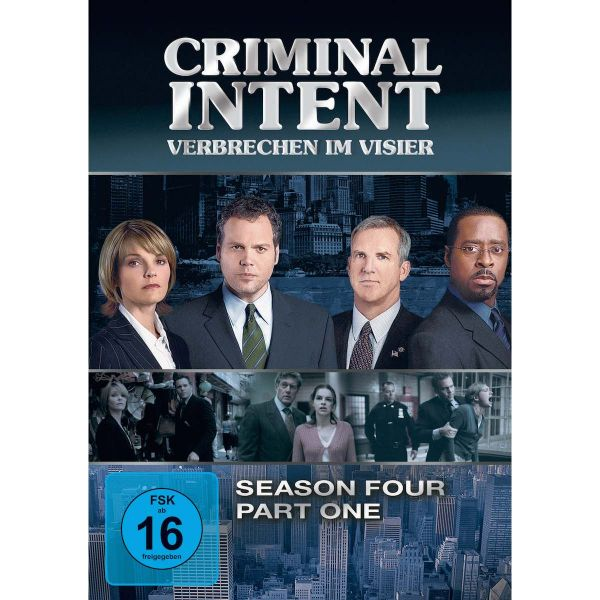 Criminal Intent Season 4.1
