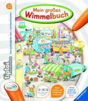 Ravensburger tiptoi® Mein großes Wimmelbuch