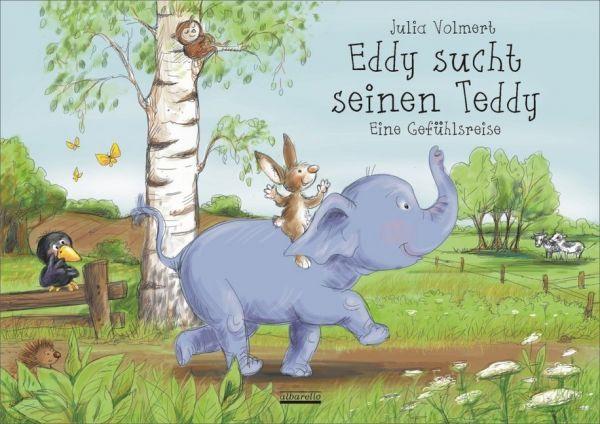 Image of Eddy sucht seinen Teddy: Eine Gefühlsreise