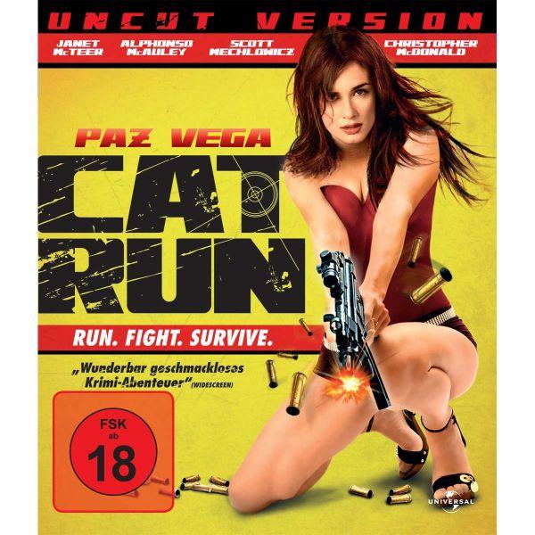 Cat Run - Fsk18