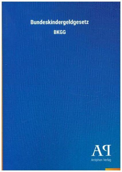 Image of Bundeskindergeldgesetz
