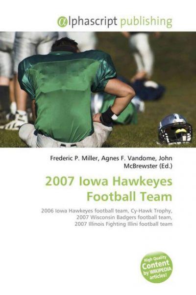 Image of 2007 Iowa Hawkeyes Football Team