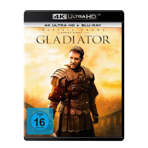 Gladiator 4K Uhd