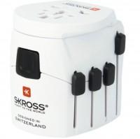 SKROSS World Adapter PRO-World  3-Pol.