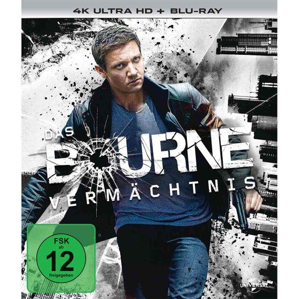 Das Bourne Vermächtnis - 4K Uhd